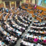 Wie wird sich die Vereinigte Bundesversammlung künftig zusammensetzen? Darüber entscheidet das Schweizer Stimmvolk am 18. Oktober 2015.Bild Key