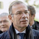 Wollte die Unternehmenssteuer-Reform nicht gefährden: der Präsident des Gemeindeverbandes, Hannes Germann. Bild Key